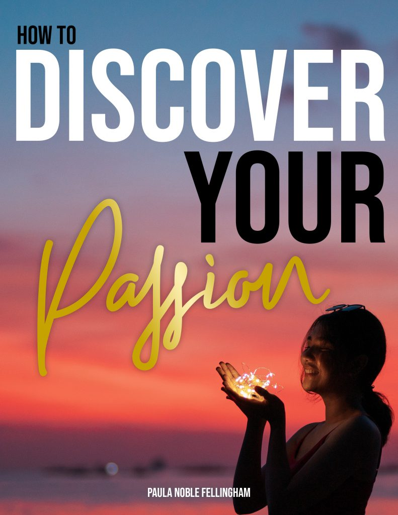 Discovering Your Passion eBook Cover - new