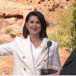 The status of women in Utah politics